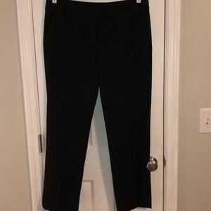 Loft Marissa black pant in size 12